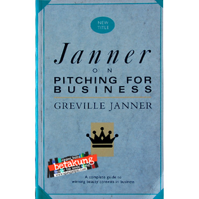 Janner on Pitching for Business