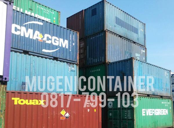 Kontainer Bekas yang dijual oleh Mugeni Container