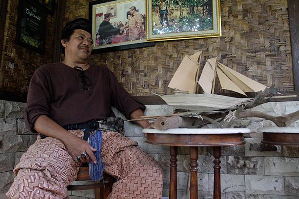 H.-Chaeruddin Kali Jakarta