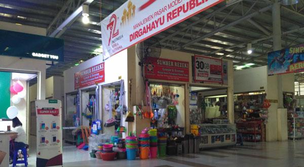Pasar Sinpasa Sumarecon